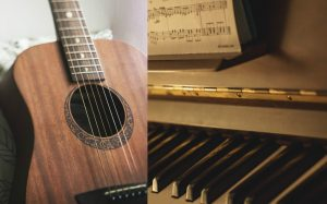 Piano Guitar Lessons Teacher Huntington Woods Oak Park Berkley Ferndale Michigan